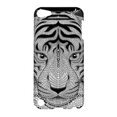 Tiger Head Apple iPod Touch 5 Hardshell Case
