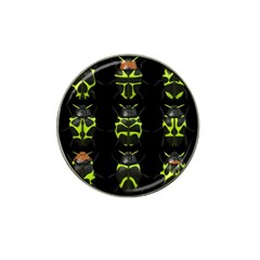 Beetles Insects Bugs Hat Clip Ball Marker