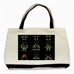 Beetles Insects Bugs Basic Tote Bag