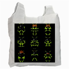 Beetles Insects Bugs Recycle Bag (Two Side)