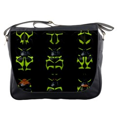 Beetles Insects Bugs Messenger Bags