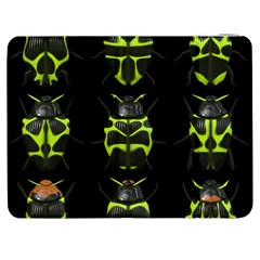 Beetles Insects Bugs Samsung Galaxy Tab 7  P1000 Flip Case