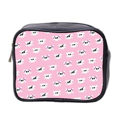 Girly Girlie Punk Skull Mini Toiletries Bag 2-Side