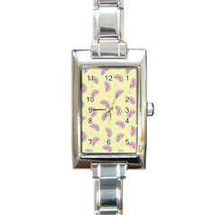 Watermelon Wallpapers  Creative Illustration And Patterns Rectangle Italian Charm Watch