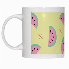 Watermelon Wallpapers  Creative Illustration And Patterns White Mugs