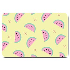 Watermelon Wallpapers  Creative Illustration And Patterns Large Doormat