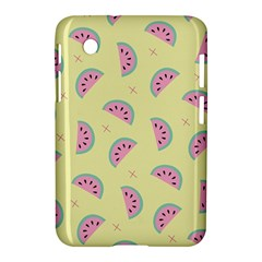 Watermelon Wallpapers  Creative Illustration And Patterns Samsung Galaxy Tab 2 (7 ) P3100 Hardshell Case