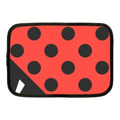 Abstract Bug Cubism Flat Insect Netbook Case (Medium)