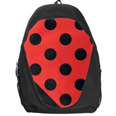 Abstract Bug Cubism Flat Insect Backpack Bag