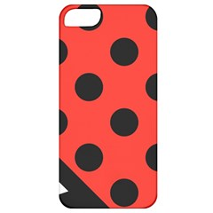 Abstract Bug Cubism Flat Insect Apple iPhone 5 Classic Hardshell Case