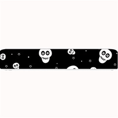 Skull Pattern Small Bar Mats