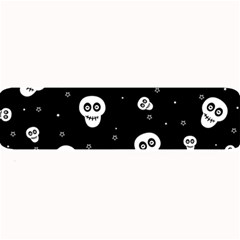 Skull Pattern Large Bar Mats