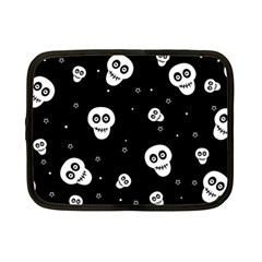 Skull Pattern Netbook Case (Small)