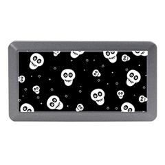 Skull Pattern Memory Card Reader (Mini)