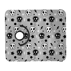 Skull Pattern Galaxy S3 (Flip/Folio)