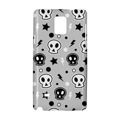 Skull Pattern Samsung Galaxy Note 4 Hardshell Case