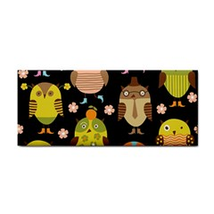 Cute Owls Pattern Cosmetic Storage Cases