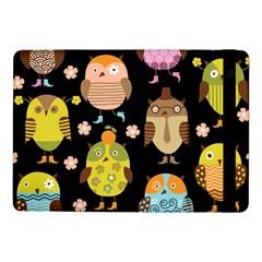 Cute Owls Pattern Samsung Galaxy Tab Pro 10.1  Flip Case