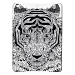 Tiger Head iPad Air Hardshell Cases