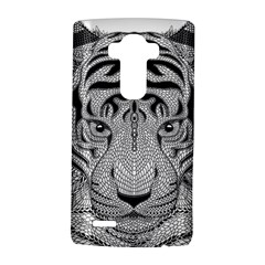 Tiger Head LG G4 Hardshell Case