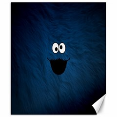 Funny Face Canvas 20  x 24