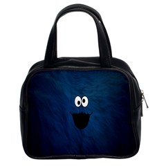 Funny Face Classic Handbags (2 Sides)
