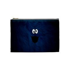 Funny Face Cosmetic Bag (Medium)