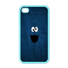 Funny Face Apple iPhone 4 Case (Color)