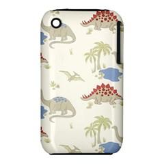 Dinosaur Art Pattern iPhone 3S/3GS