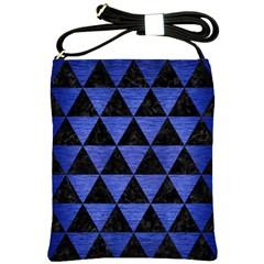 TRI3 BK-MRBL BL-BRSH Shoulder Sling Bags