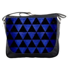 TRI3 BK-MRBL BL-BRSH Messenger Bags