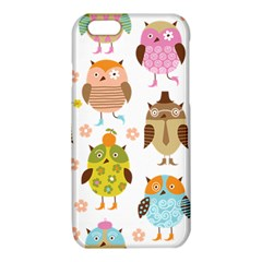 Cute Owls Pattern iPhone 6/6S TPU Case