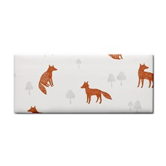 Fox Animal Wild Pattern Cosmetic Storage Cases
