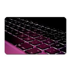 Computer Keyboard Magnet (Rectangular)