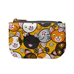 Cats Cute Kitty Kitties Kitten Mini Coin Purses