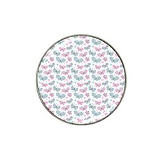 Cute Pastel Butterflies Hat Clip Ball Marker (10 Pack)