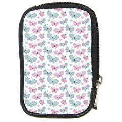 Cute Pastel Butterflies Compact Camera Cases
