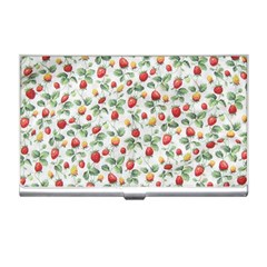 Strawberry pattern Business Card Holders