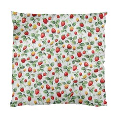 Strawberry pattern Standard Cushion Case (Two Sides)