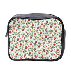 Strawberry pattern Mini Toiletries Bag 2-Side