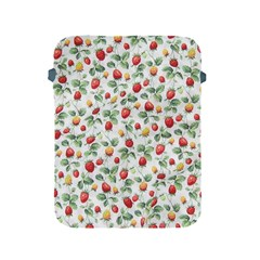 Strawberry pattern Apple iPad 2/3/4 Protective Soft Cases