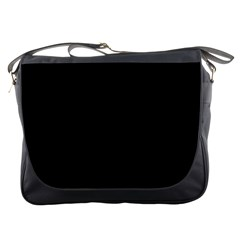 Black Messenger Bags
