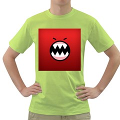 Funny Angry Green T-Shirt