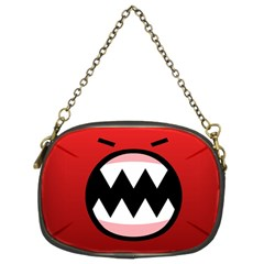Funny Angry Chain Purses (Two Sides)