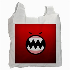 Funny Angry Recycle Bag (Two Side)