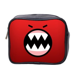 Funny Angry Mini Toiletries Bag 2-Side