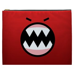 Funny Angry Cosmetic Bag (XXXL)