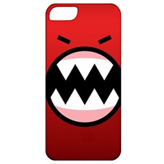 Funny Angry Apple iPhone 5 Classic Hardshell Case