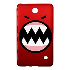 Funny Angry Samsung Galaxy Tab 4 (8 ) Hardshell Case