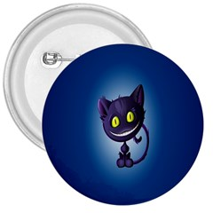 Cats Funny 3  Buttons